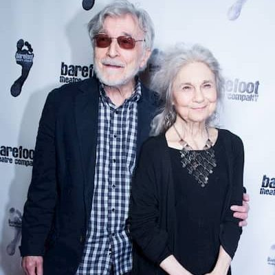 Ronald T. Cohen and his wife Lynn Cohen